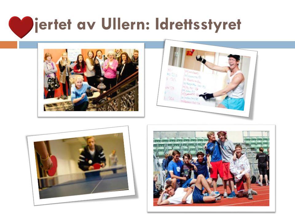 Hjertet av Ullern: Idrettsstyret