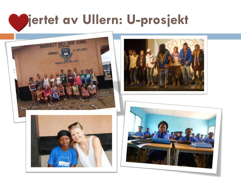 Hjertet av Ullern: U-prosjekt