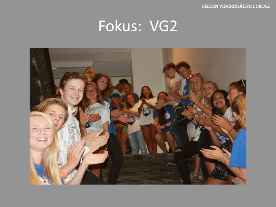 Fokus: VG2