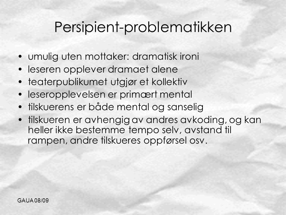 Persipient-problematikken