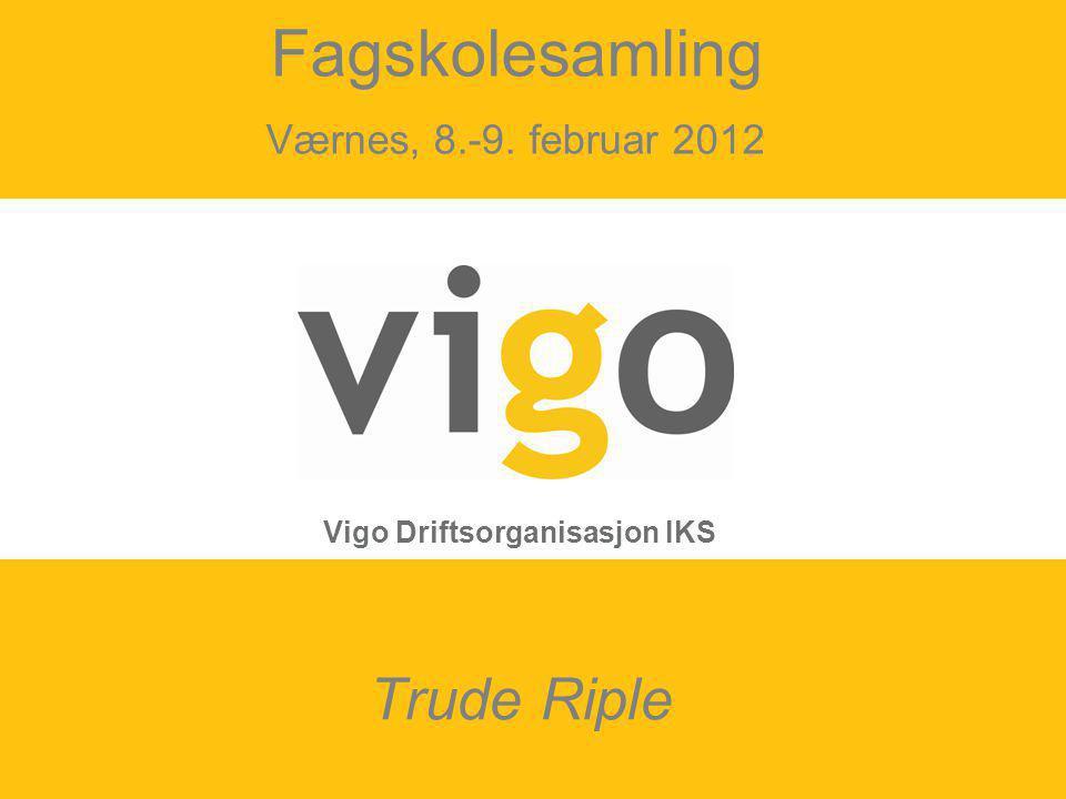 Vigo Driftsorganisasjon IKS