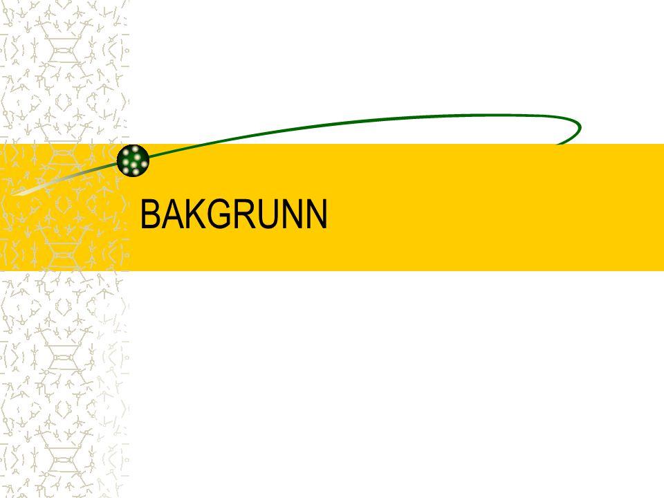 BAKGRUNN