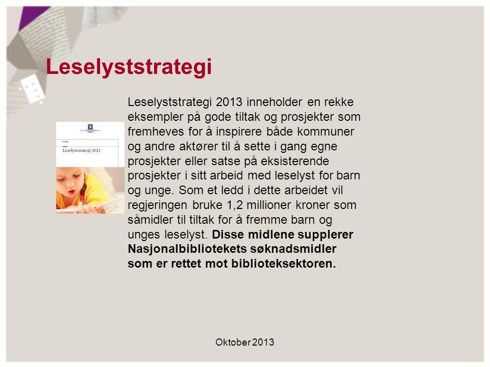 Leselyststrategi
