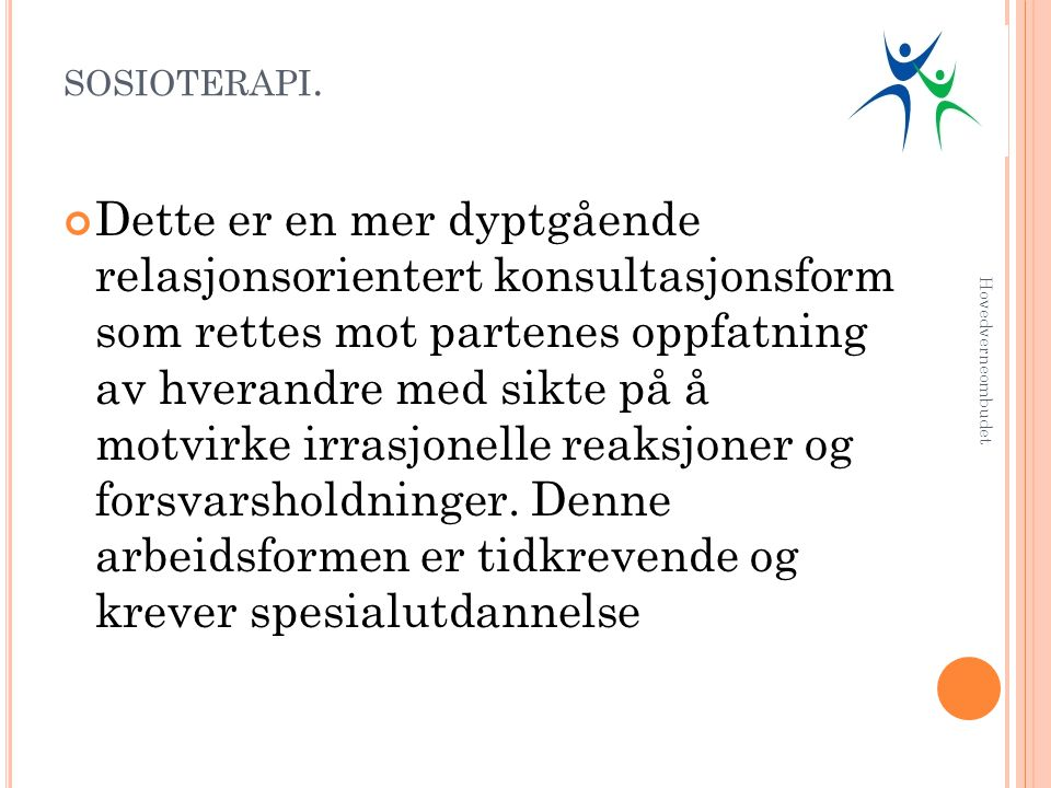 sosioterapi.