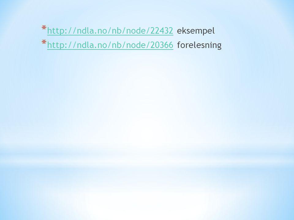 http://ndla.no/nb/node/22432 eksempel
