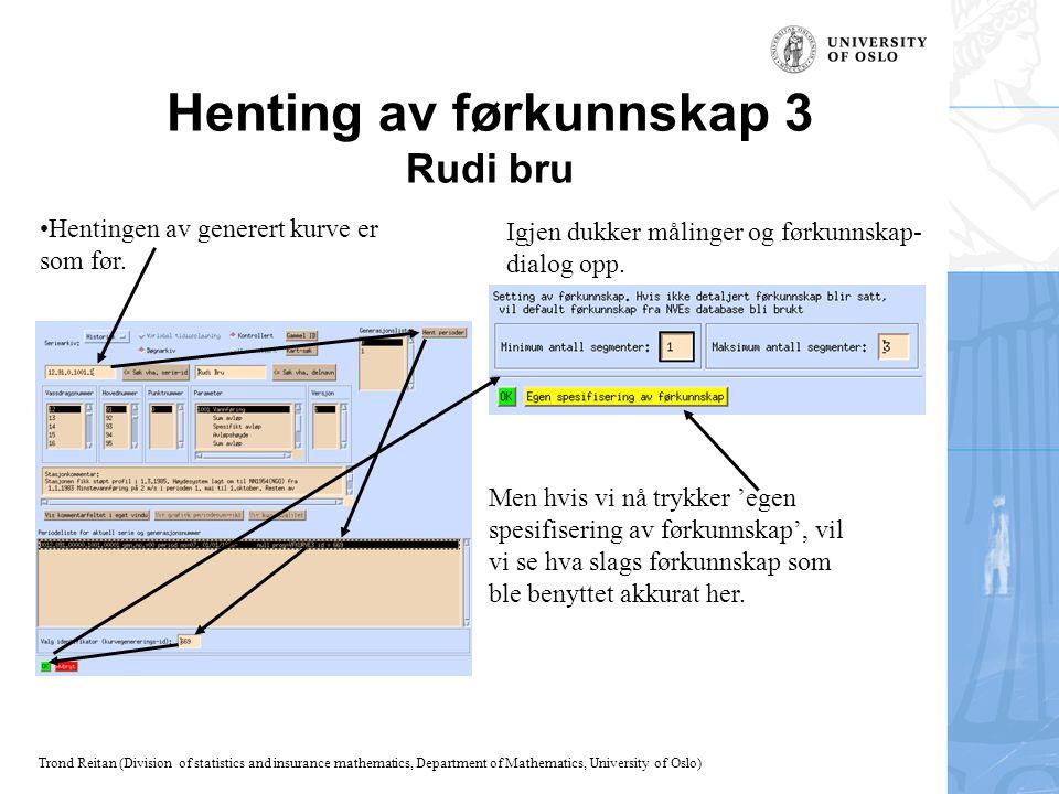 Henting av førkunnskap 3 Rudi bru
