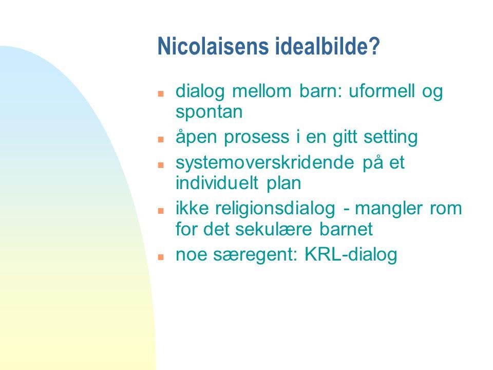 Nicolaisens idealbilde