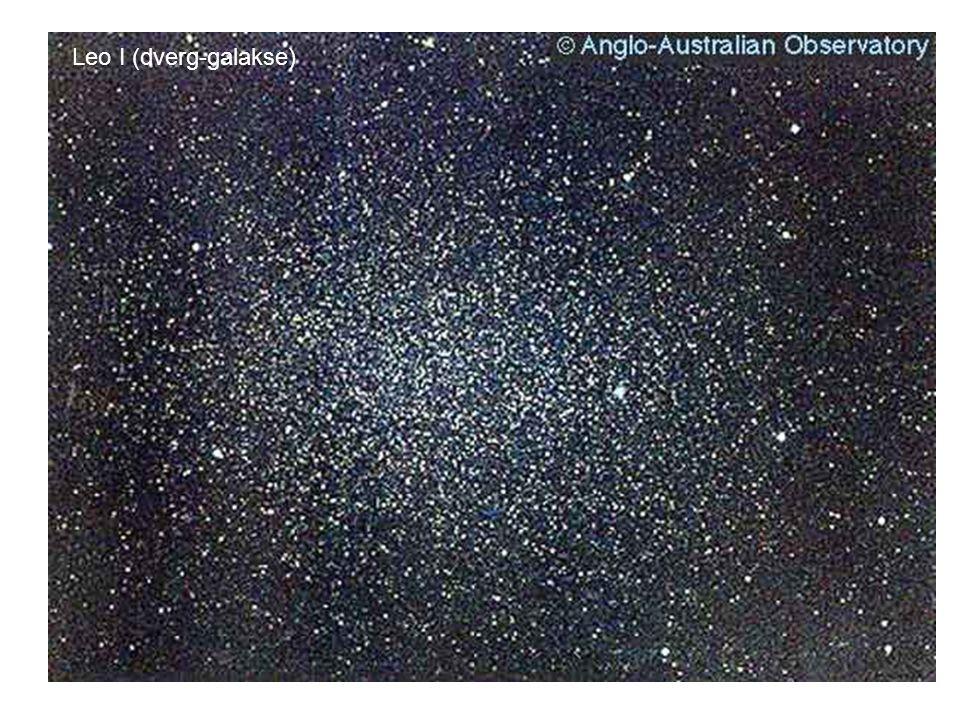 Leo I (dverg-galakse) AST1010 - Galakser