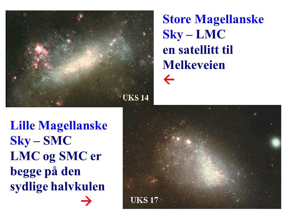 Store Magellanske Sky – LMC en satellitt til Melkeveien 