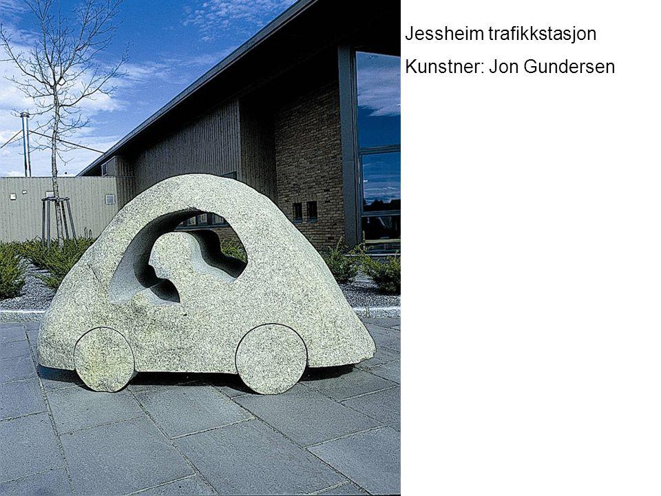 Jessheim trafikkstasjon
