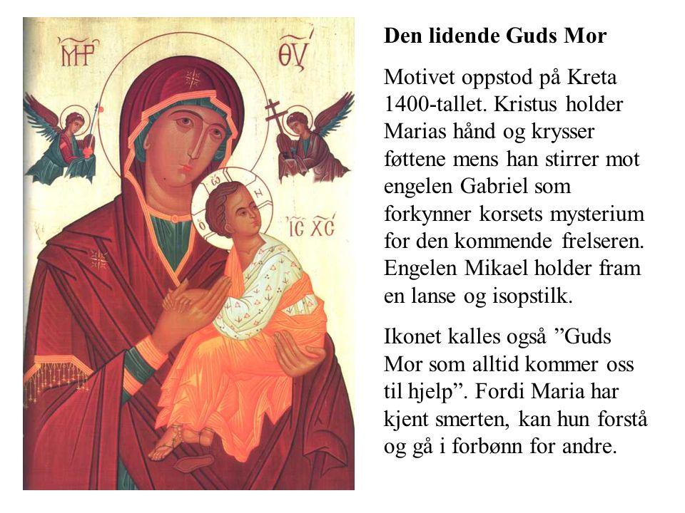 Den lidende Guds Mor