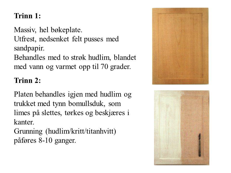 Trinn 1: