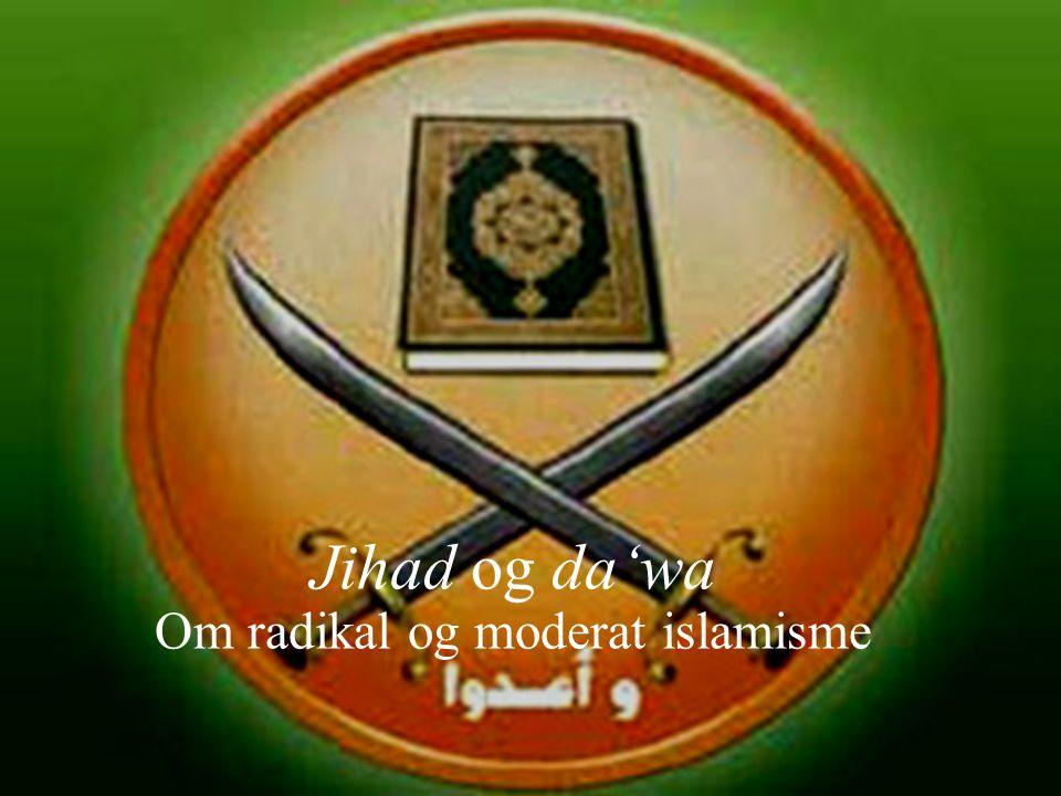 Jihad og da'wa Om radikal og moderat islamisme