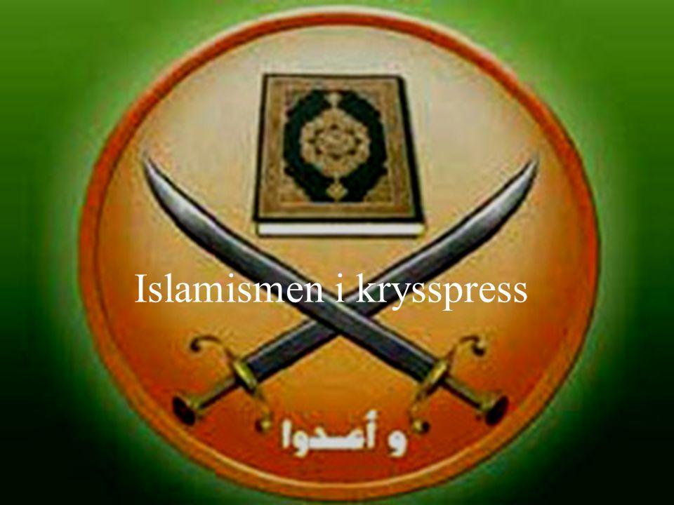 Islamismen i krysspress
