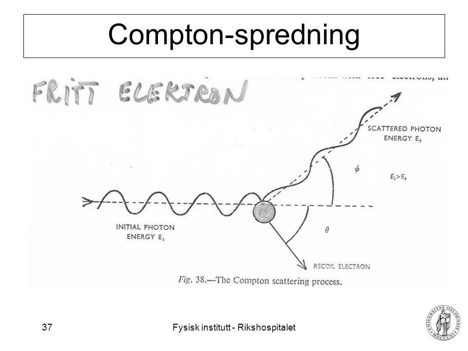 Compton-spredning