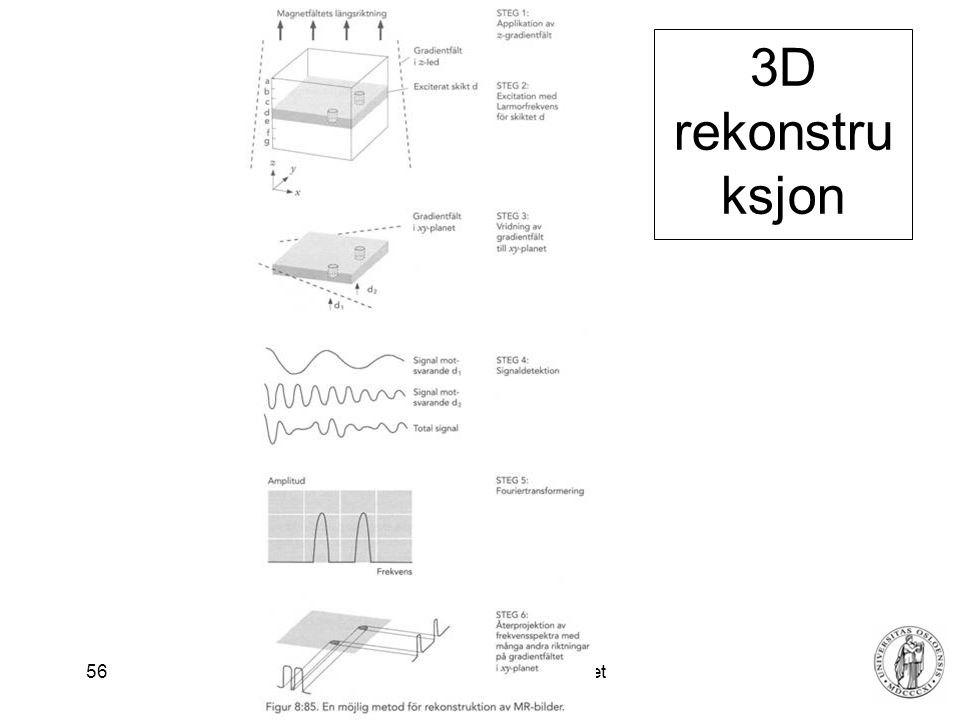 3D rekonstruksjon