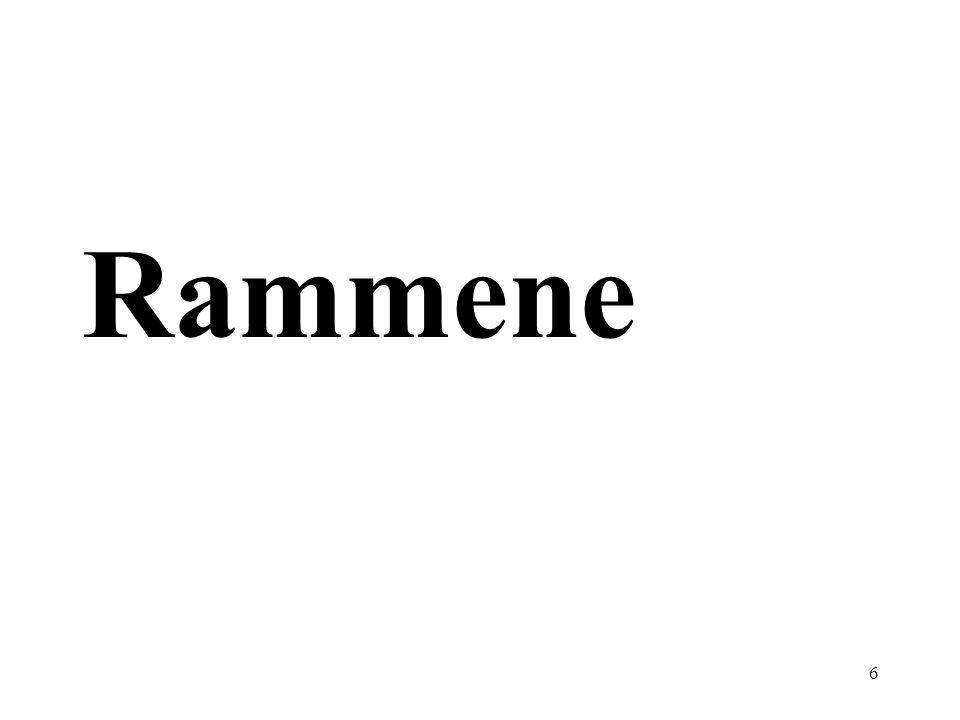 Rammene