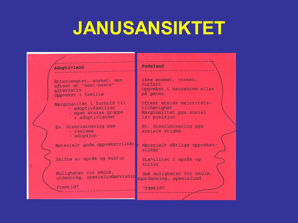 JANUSANSIKTET