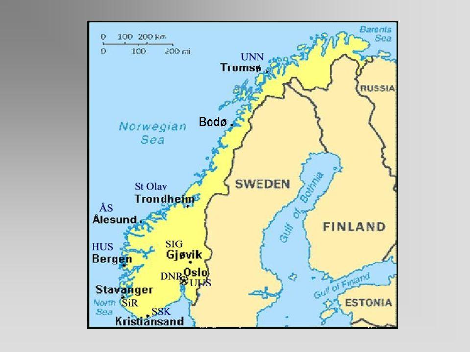 Bodø .