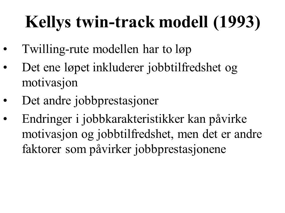 Kellys twin-track modell (1993)