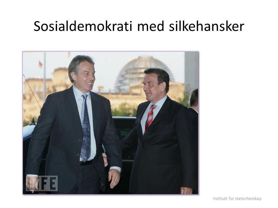 Sosialdemokrati med silkehansker