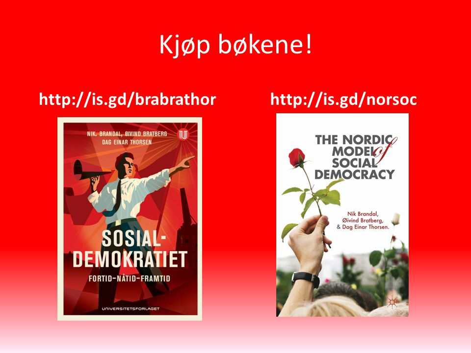 Kjøp bøkene! http://is.gd/brabrathor http://is.gd/norsoc