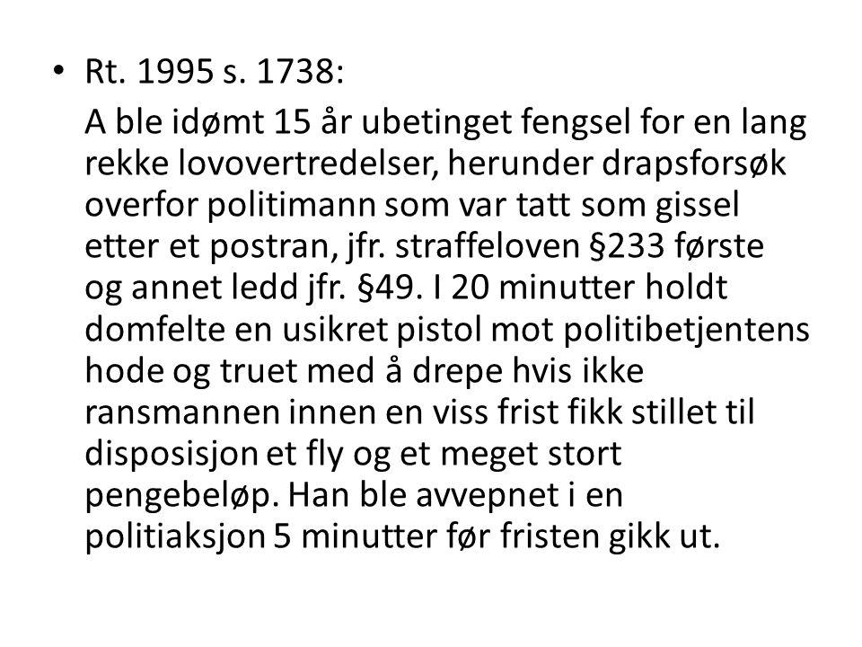 Rt. 1995 s. 1738: