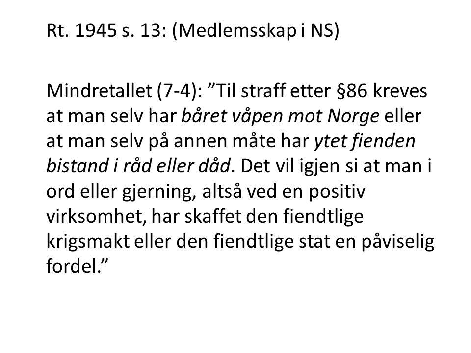 Rt. 1945 s.