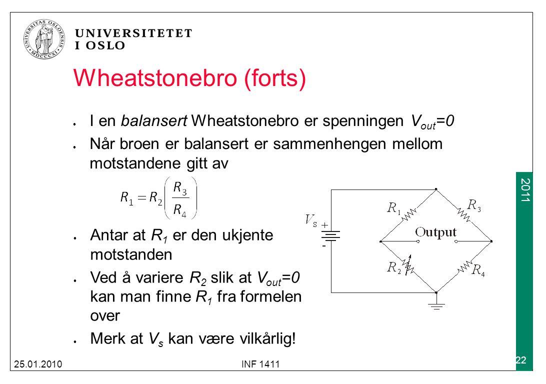 Wheatstonebro (forts)