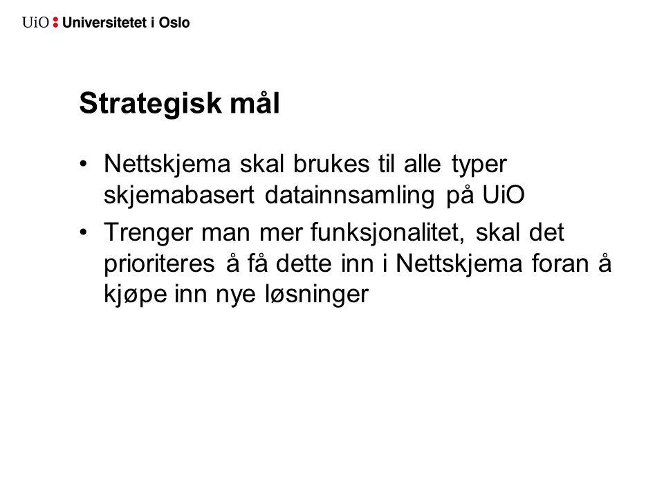 Dagfinn Bergsager, USIT/WEB Stein-Eirik Lund, USIT/WEB