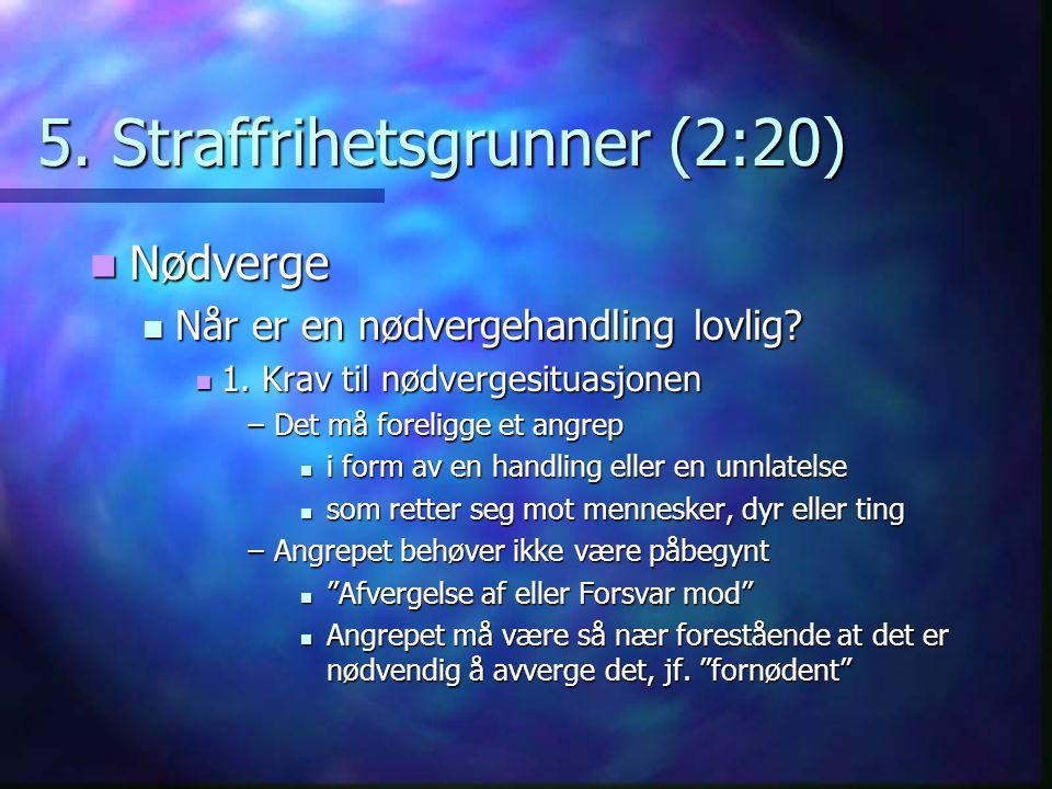 5. Straffrihetsgrunner (2:20)
