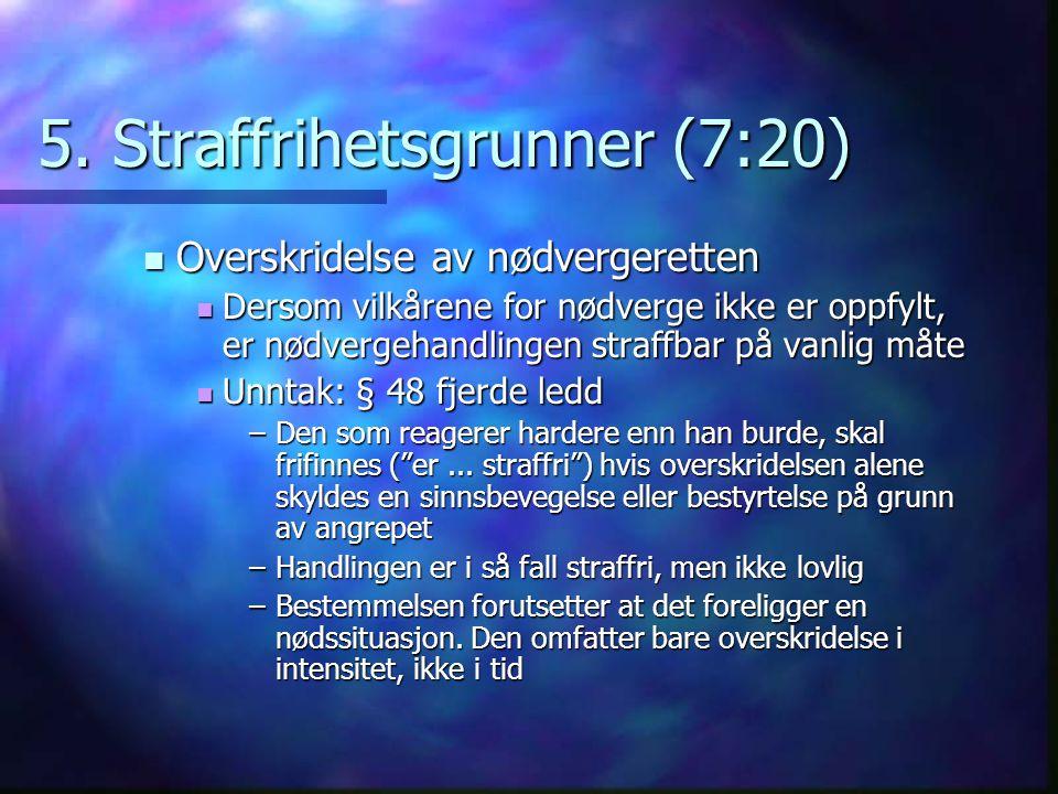 5. Straffrihetsgrunner (7:20)