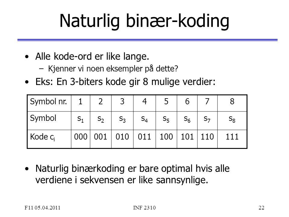 Naturlig binær-koding