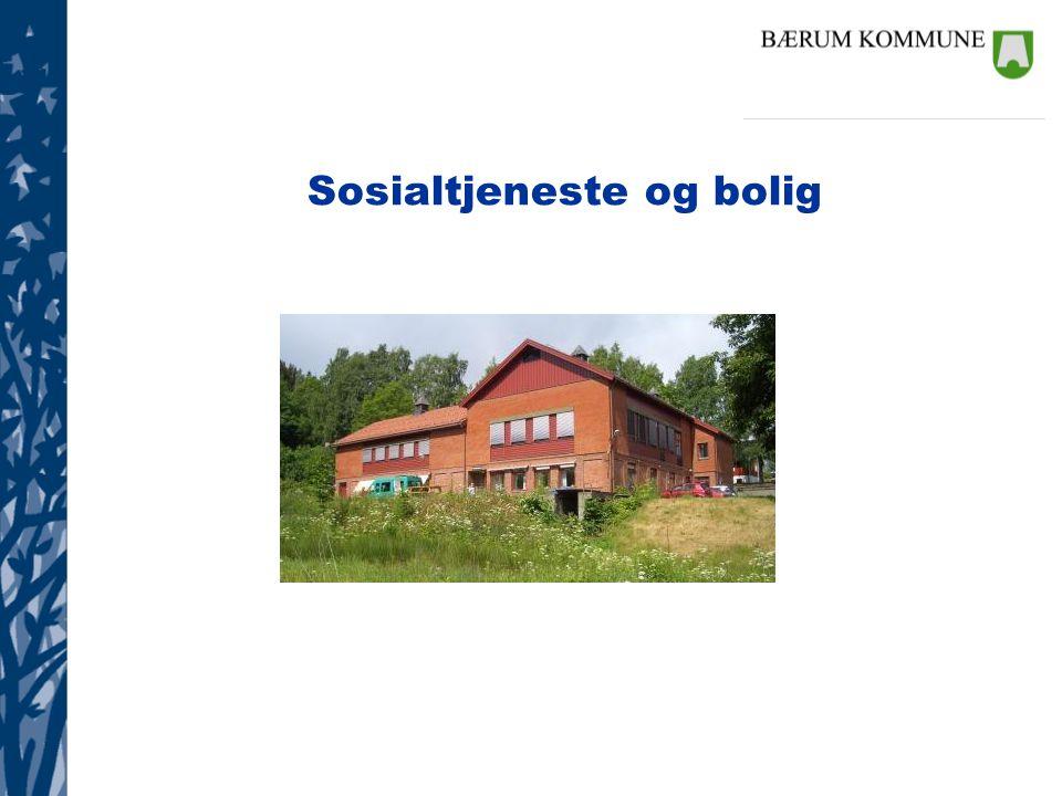 Sosialtjeneste og bolig