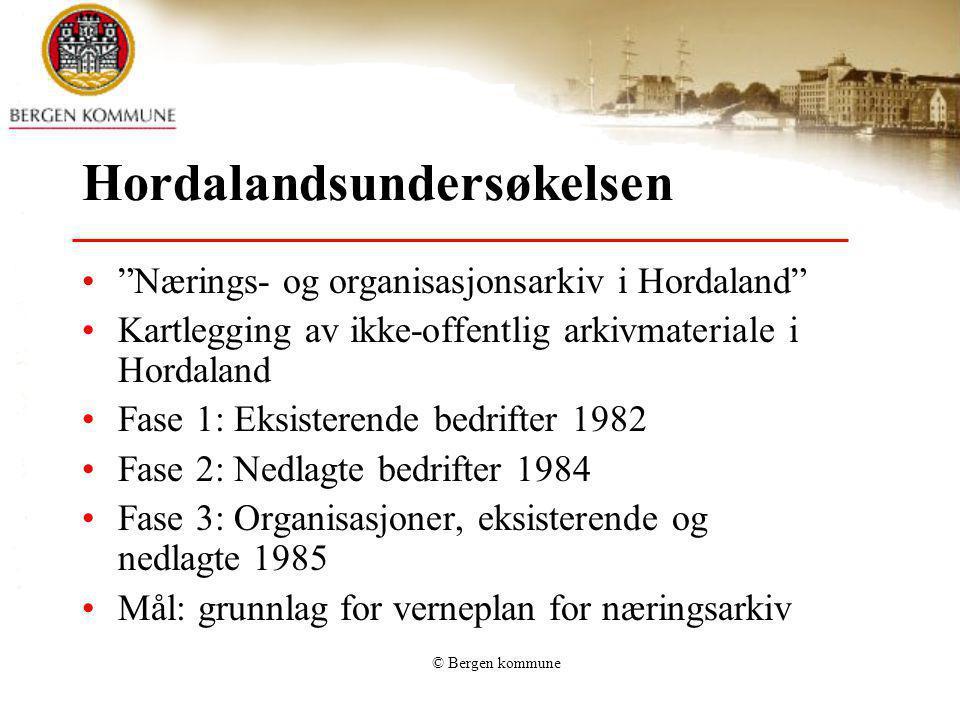 Hordalandsundersøkelsen