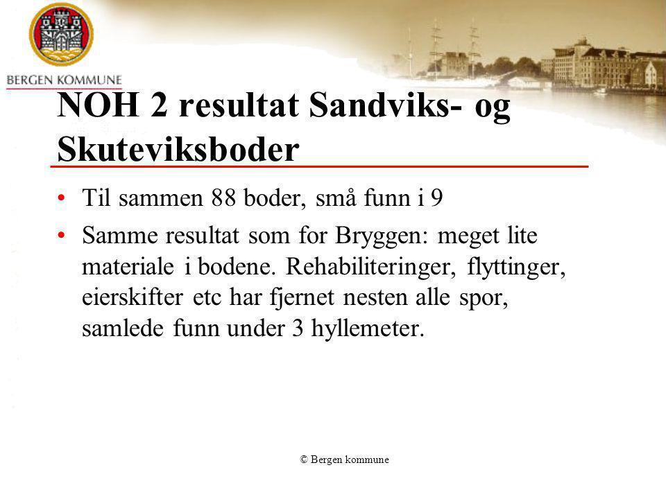 NOH 2 resultat Sandviks- og Skuteviksboder