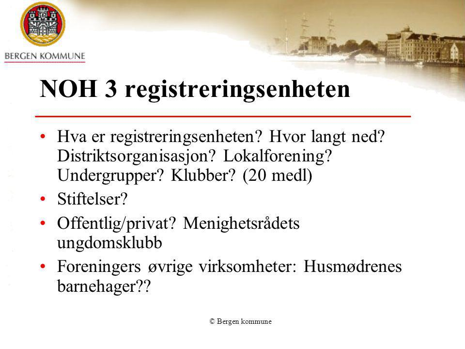 NOH 3 registreringsenheten