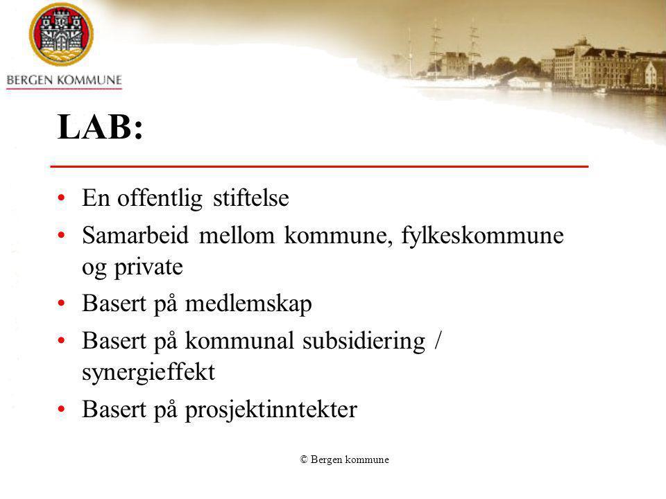 LAB: En offentlig stiftelse