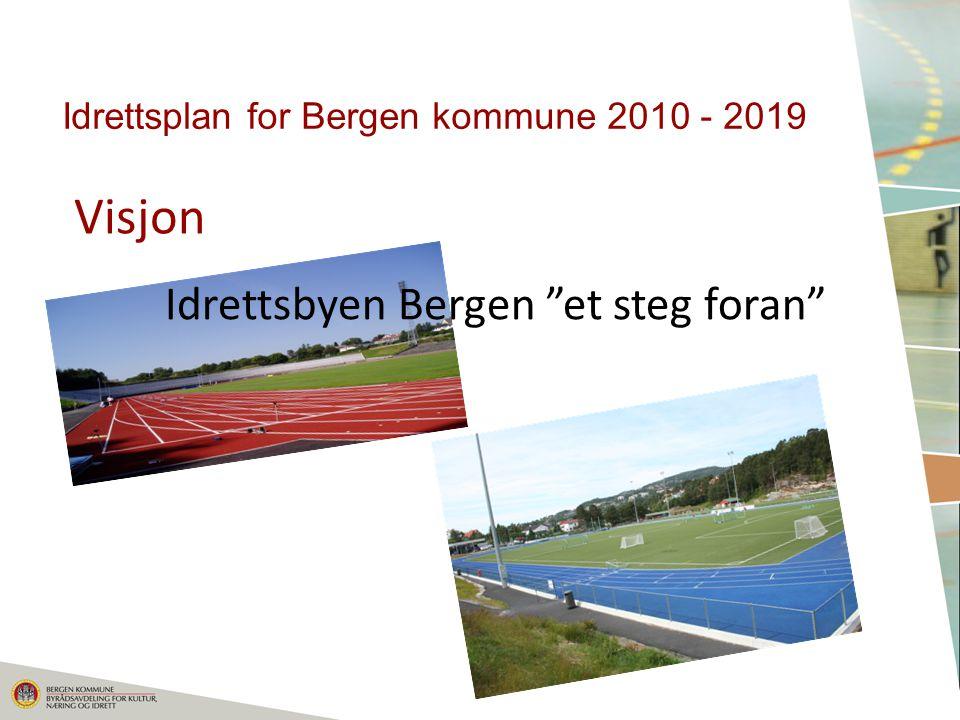 Idrettsplan for Bergen kommune 2010 - 2019