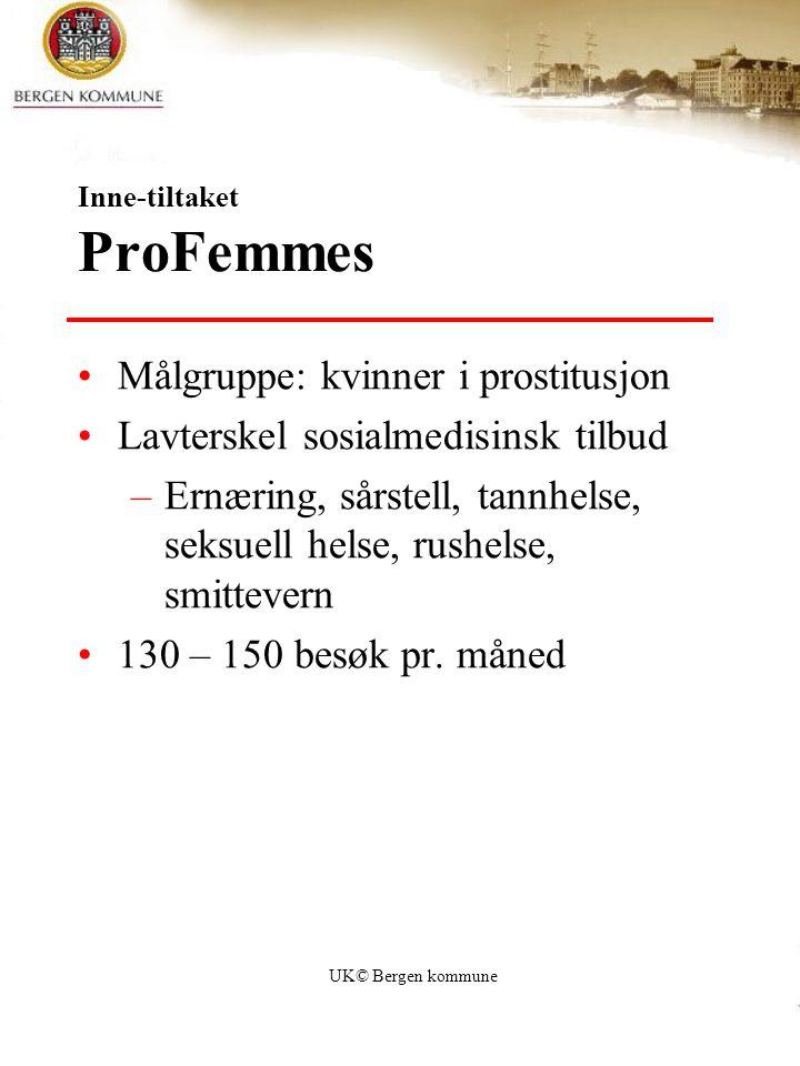 Inne-tiltaket ProFemmes