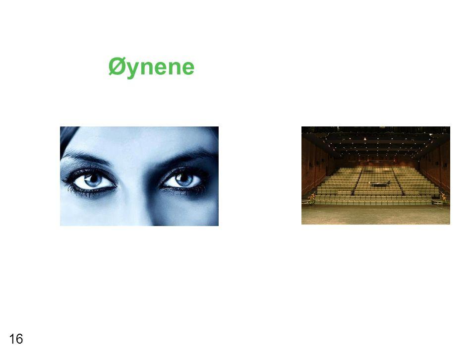 Øynene