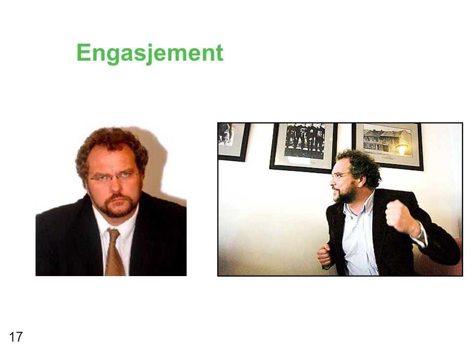 Engasjement