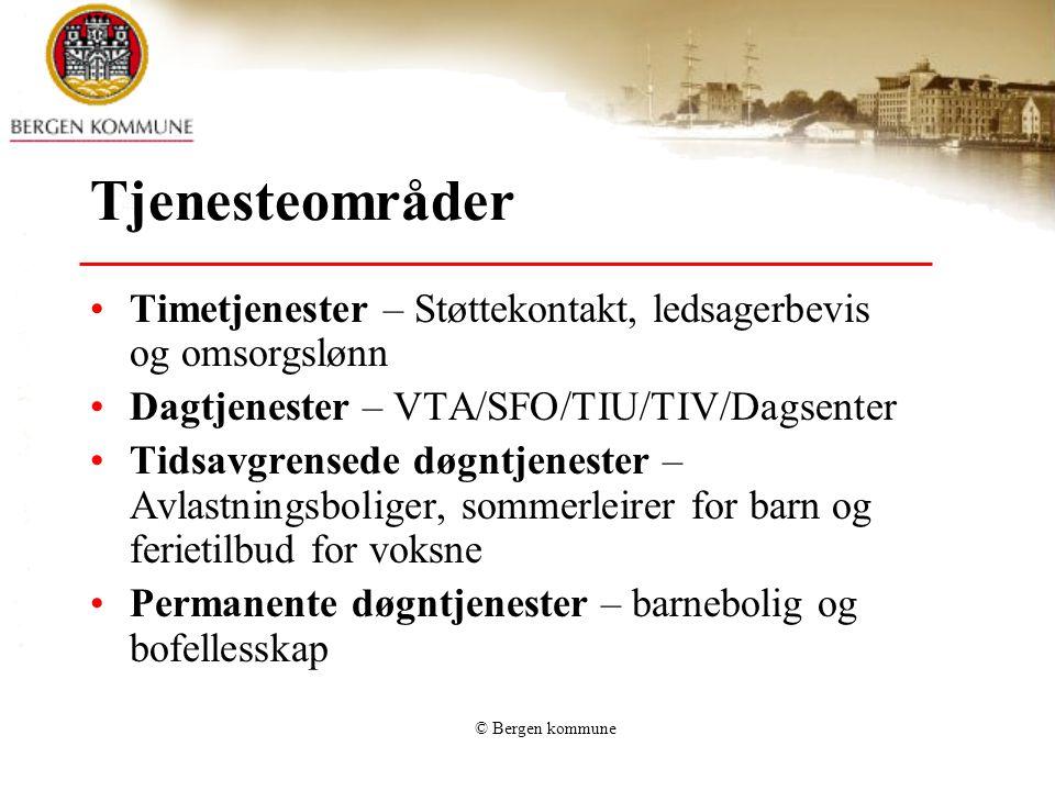 Tjenesteområder Timetjenester – Støttekontakt, ledsagerbevis og omsorgslønn. Dagtjenester – VTA/SFO/TIU/TIV/Dagsenter.