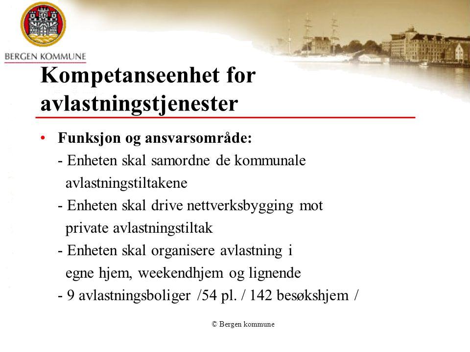 Kompetanseenhet for avlastningstjenester