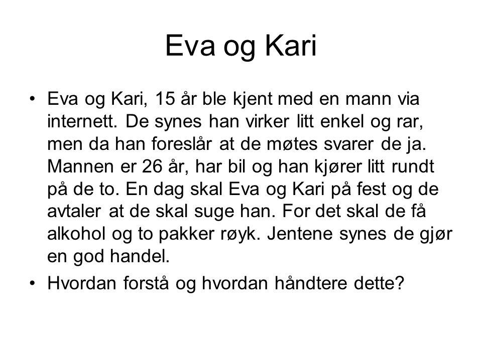 Eva og Kari
