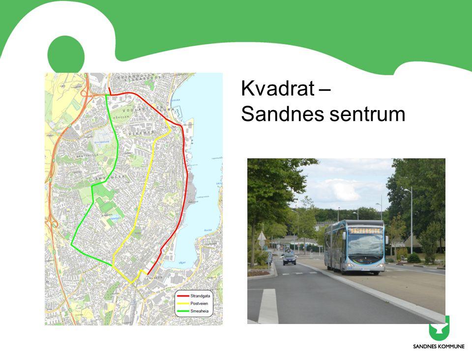 Kvadrat – Sandnes sentrum