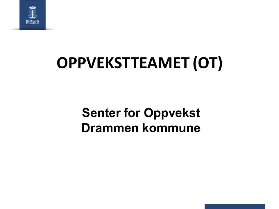 Senter for Oppvekst Drammen kommune