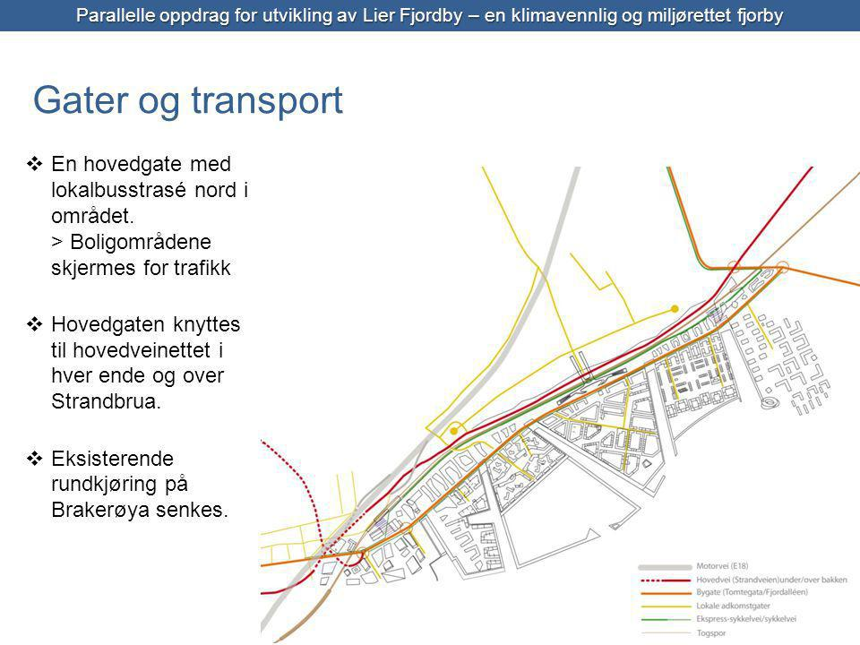 Gater og transport Trafikk