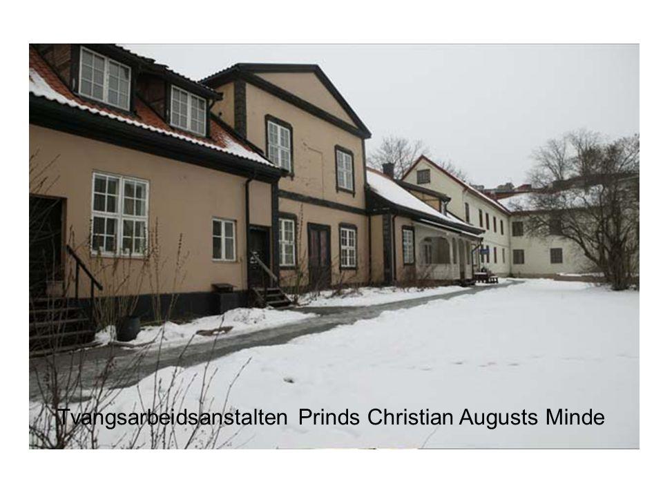 Tvangsarbeidsanstalten Prinds Christian Augusts Minde