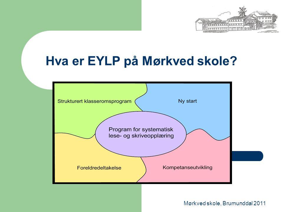 Hva er EYLP på Mørkved skole